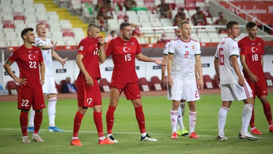 مباراة النرويج وتركيا