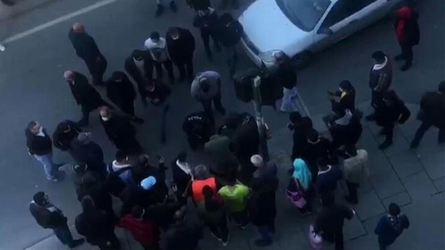 اعتصام العمال في تركيا