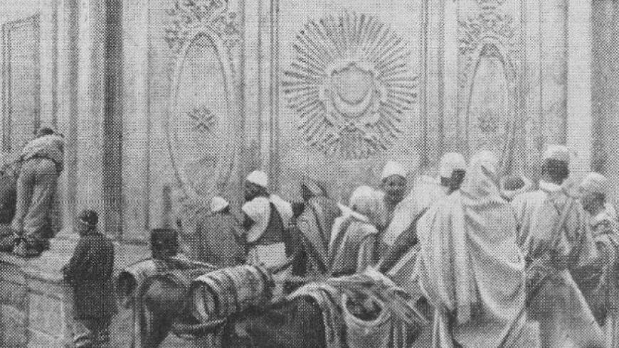 طرابلس الغرب في الزمن العثماني
