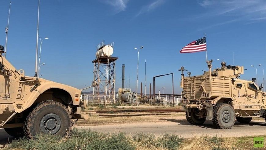 حقول البترول السورية