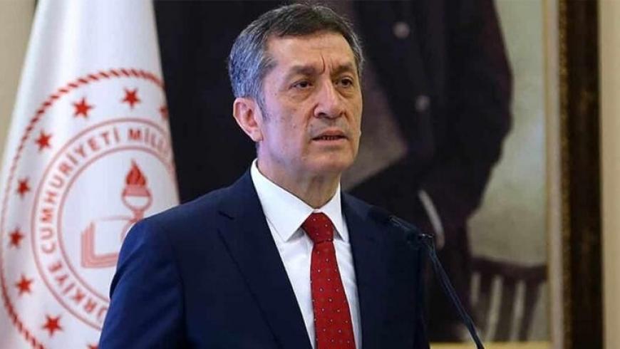 وزير التعليم التركي ضياء سلجوق