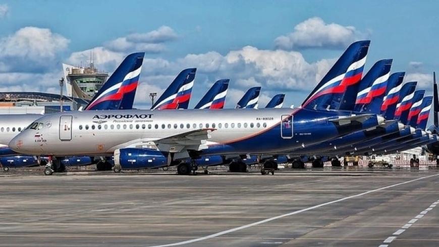 مطارات روسية
