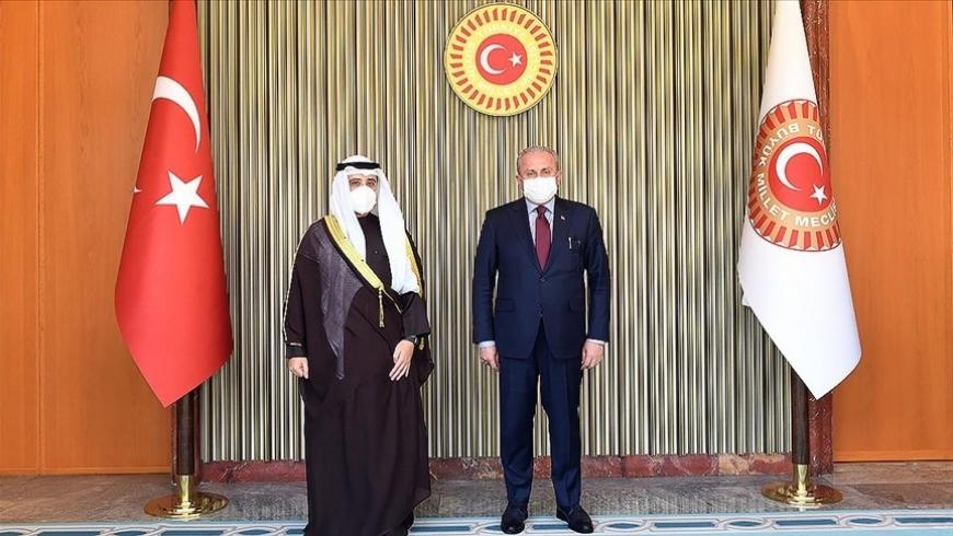 شنتوب ووزير الخارجية الكويتي