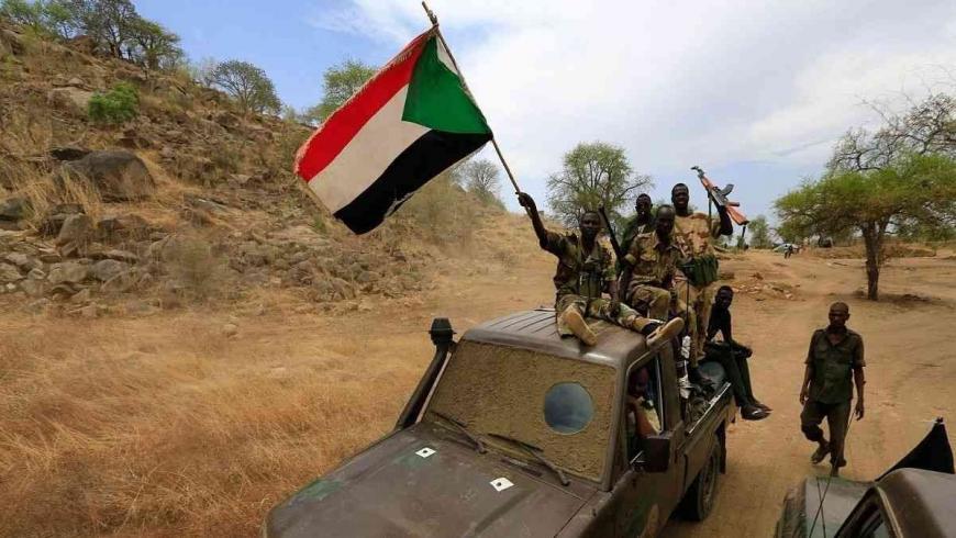 الأوضاع بين السودان وأثيوبيا