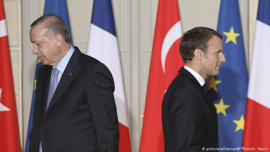 تركيا وفرنسا