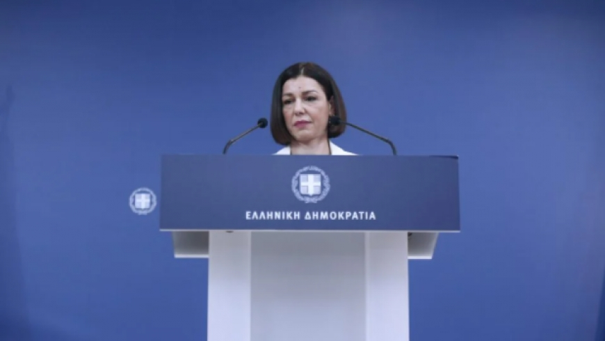 المتحدثة باسم الحكومة اليونانية