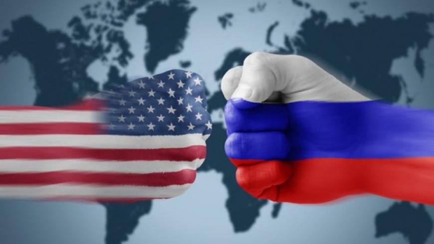روسيا والولايات المتحدة الأمريكية