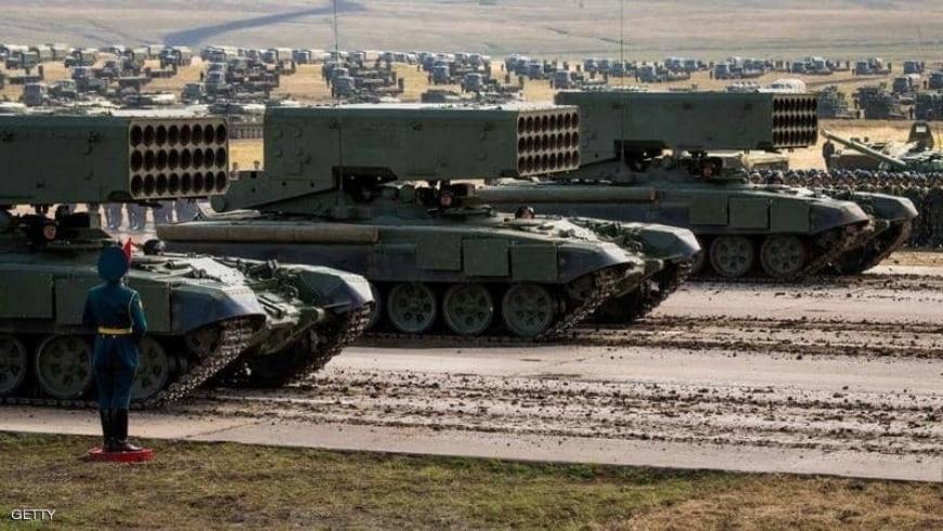 الجيش الروسي- أرشيفية