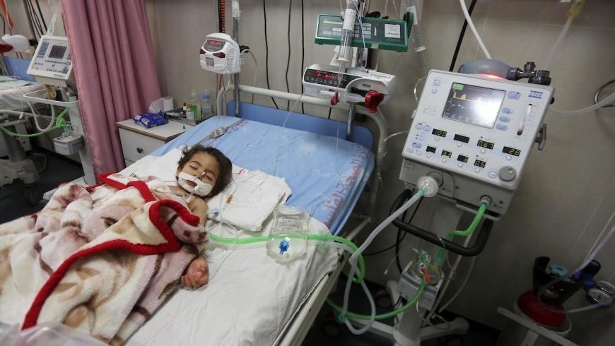 مستشفيات غزة