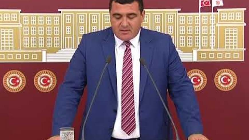 البرلماني عن حزب الشعب الجمهوري، أولاش كاراسو