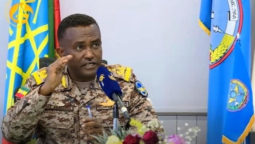 قائد القوات الجوية الإثيوبية: الجيش سيلعب دوره في حراسة سد النهضة وحما