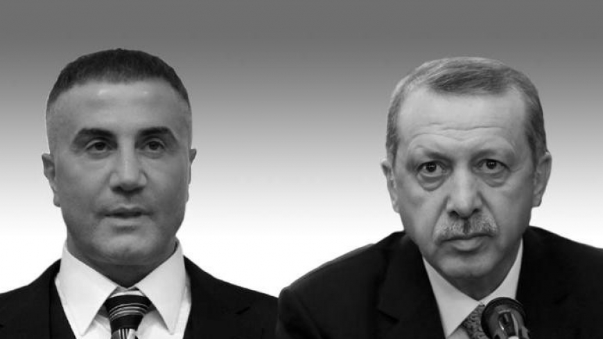 أردوغان وزعيم المافيا التركي