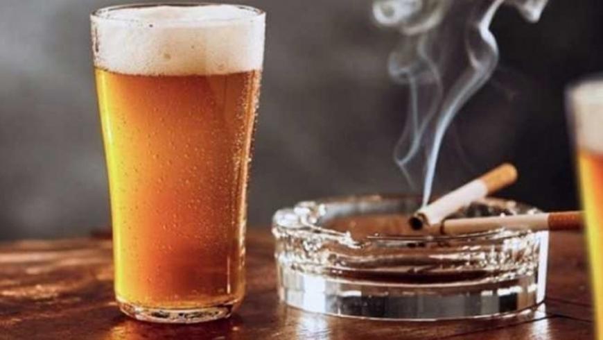 السجائر والكحوليات في تركيا