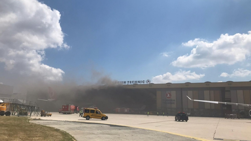 إنفجار مطار اتاتورك