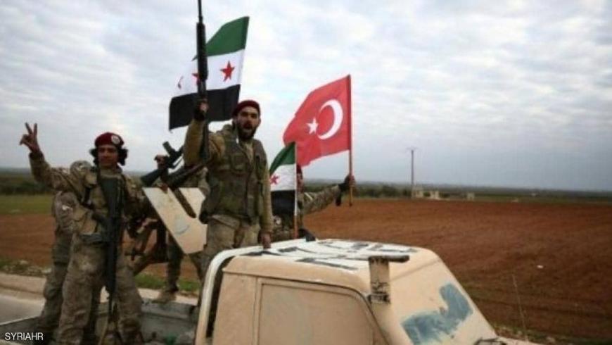 صورة مرتزقة تركيا في ليبيا