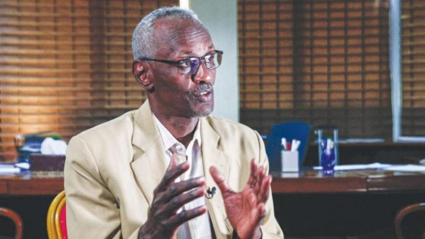 وزير الري السودانى