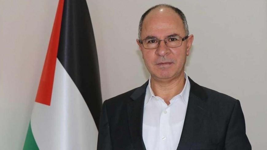 سفير فلسطين لدى تركيا