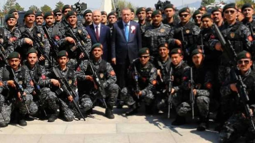 جيش أردوغان الخاص