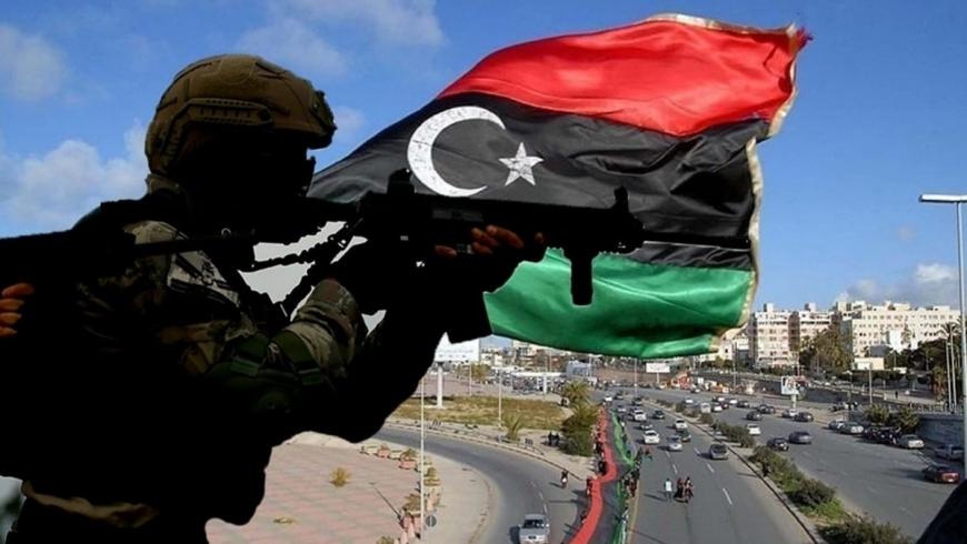 المقاتلين الأجانب في ليبيا