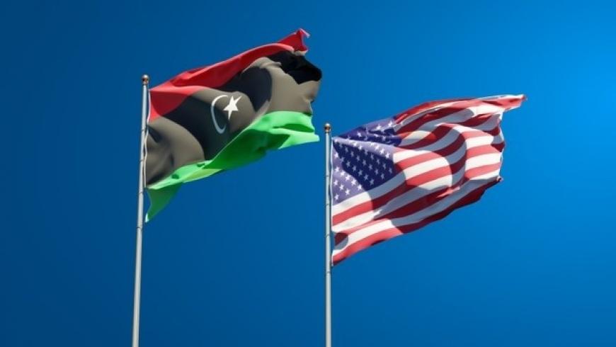علما الولايات المتحدة الأمريكية وليبيا