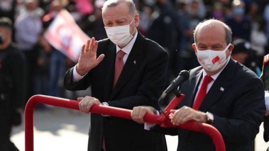 أردوغان وأرسين تاتار