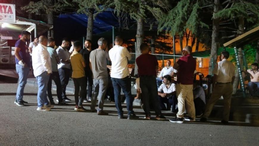 اعتداء على أسرة كردية