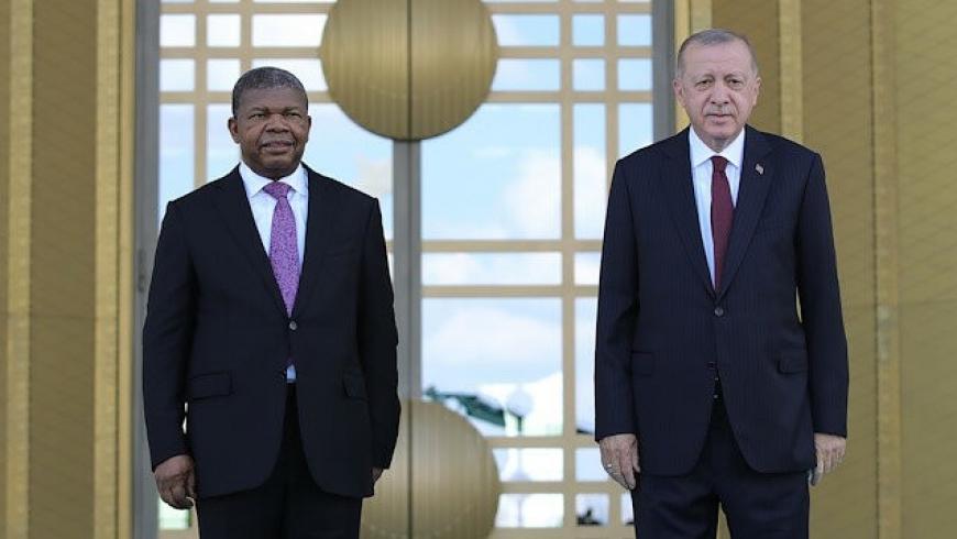 أردوغان ولورينسو