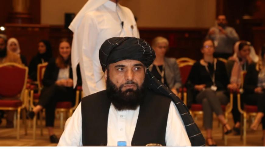 المتحدث باسم حركة طالبان