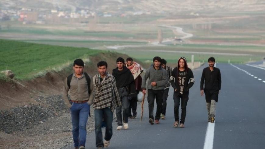 اللاجئون الأفغان في تركيا