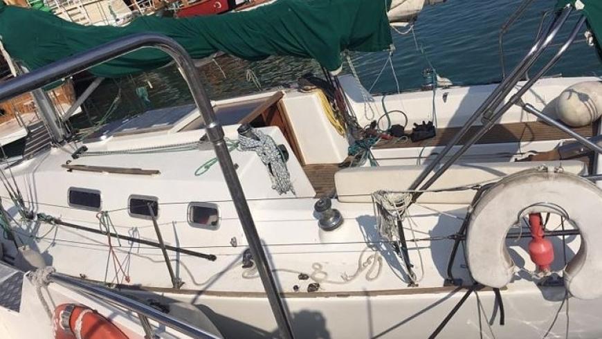 قارب تركي