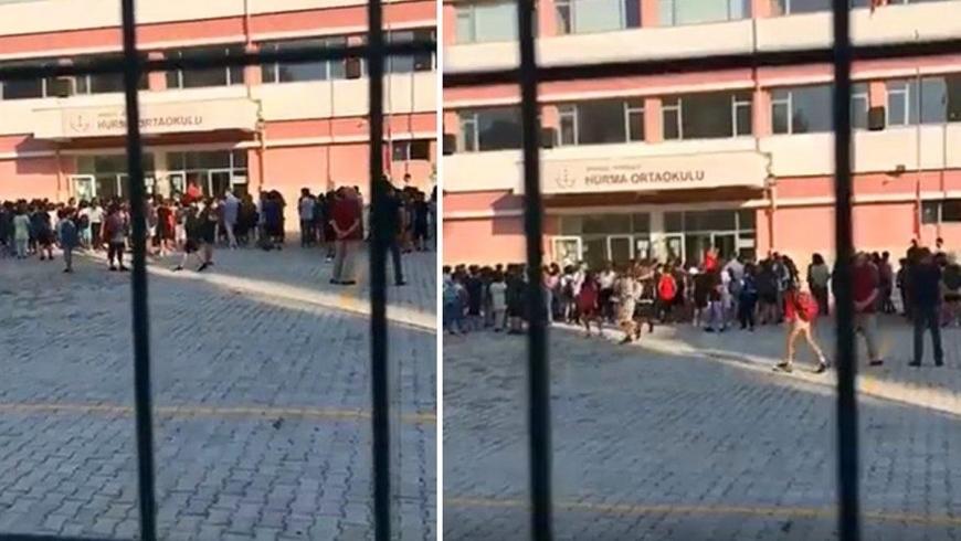 مدرسة تركية
