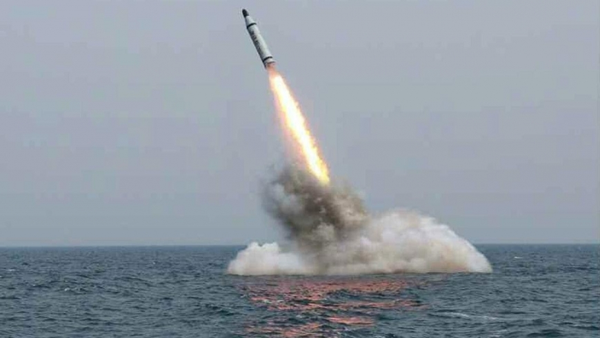 صاروخ باليستي- أرشيفية