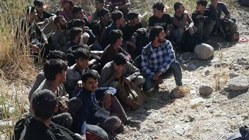 مهاجرين غير شرعيين بتركيا