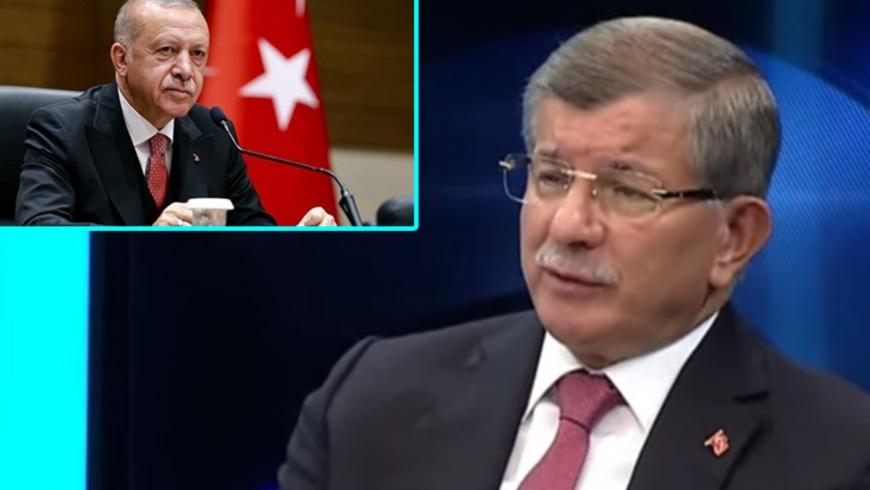 داود أوغلو وأردوغان