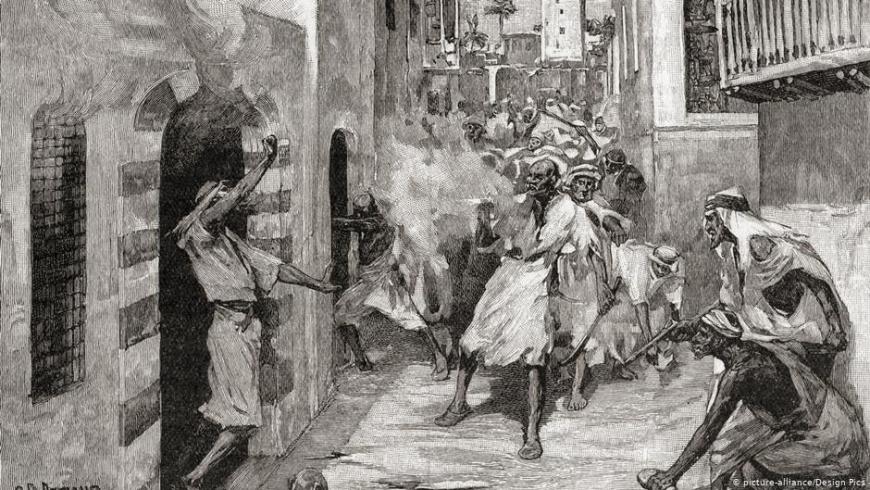 مذابح العام 1860