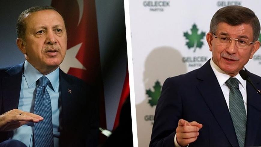 أردوغان وداود أوغلو