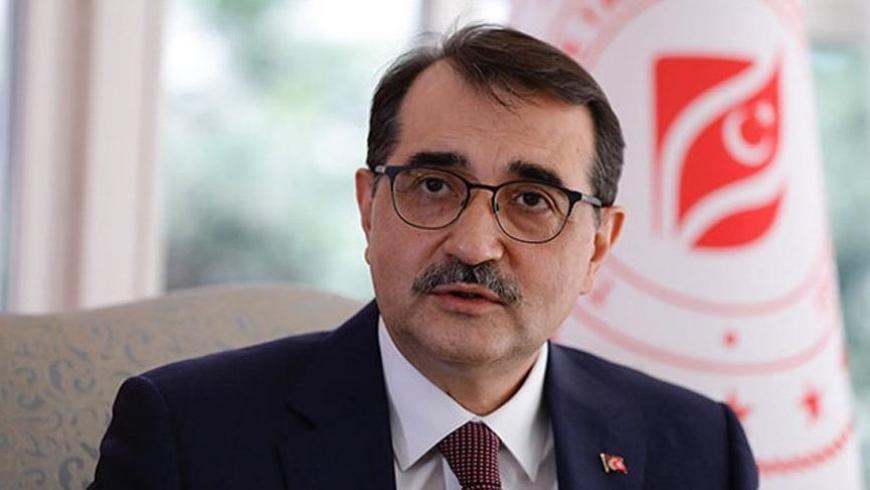 وزير الطاقة التركي