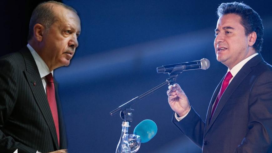 علي باباجان وأردوغان