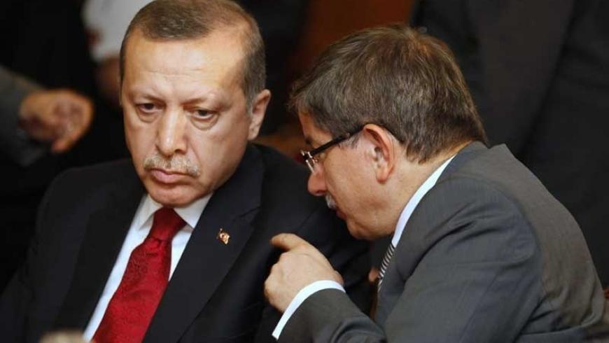 داوود أغلو وأردوغان