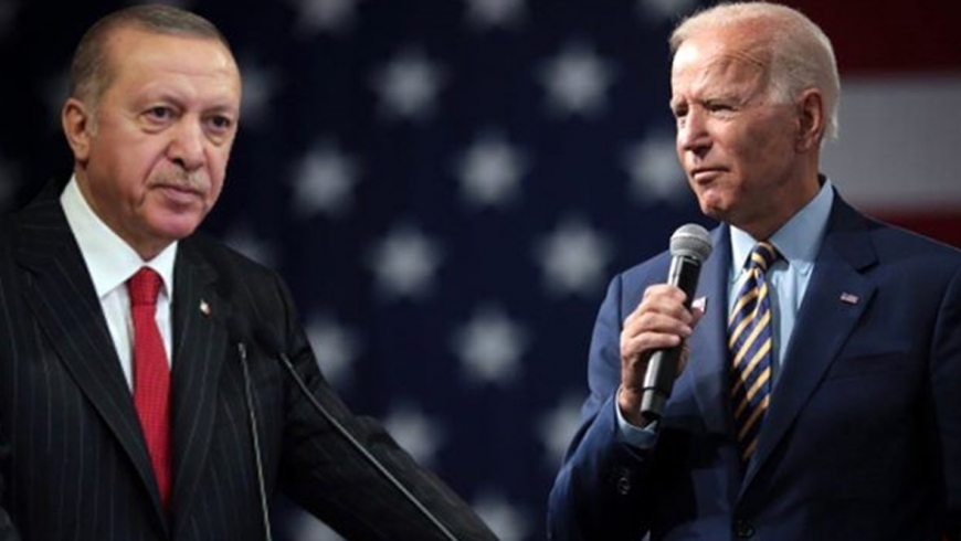 أردوغان وبايدن