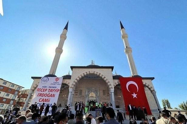 مسجد رجب طيب أردوغان