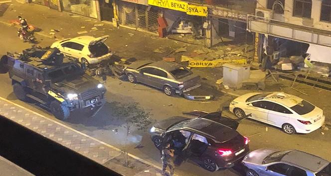 صور الانفجار
