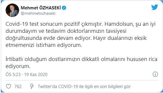 تغريدة أوزهاسكي
