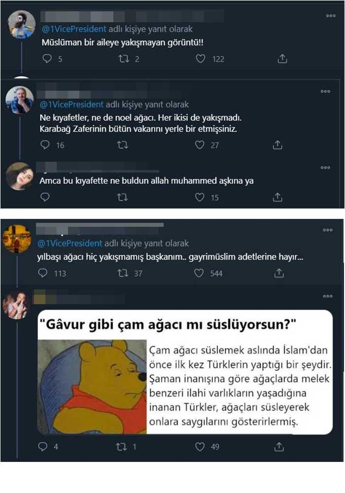 تعليقات الأتراك