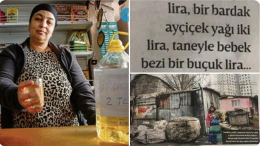 الزيت في تركيا