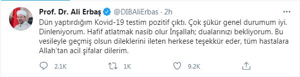 تغريدة إرباش