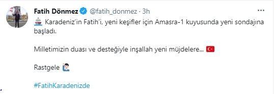 تغريدة دونماز