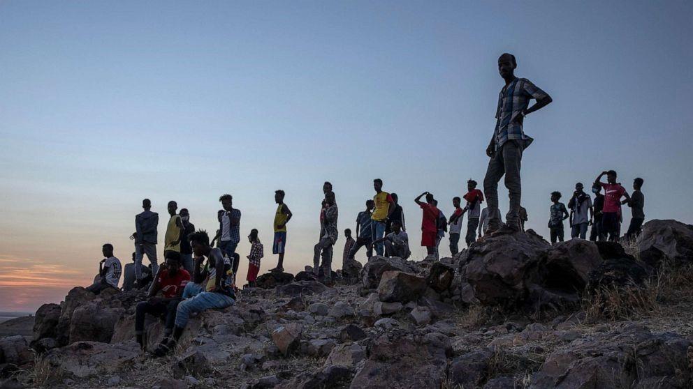 احتجاجات إثيوبية ضد آبي أحمد وحكومته