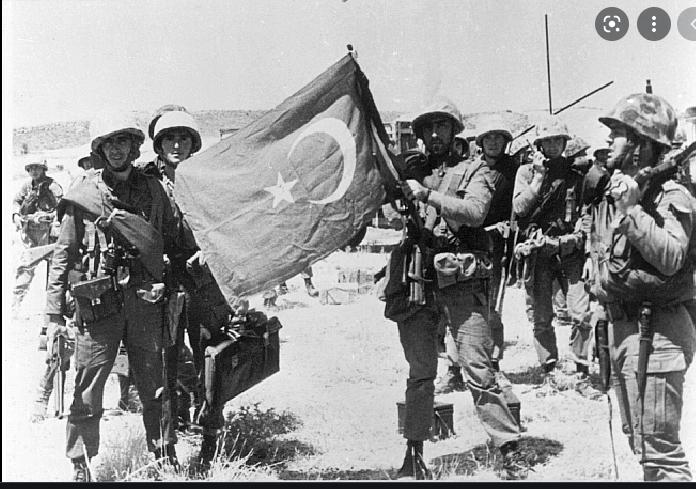الاحتلال التركي لفاروشا