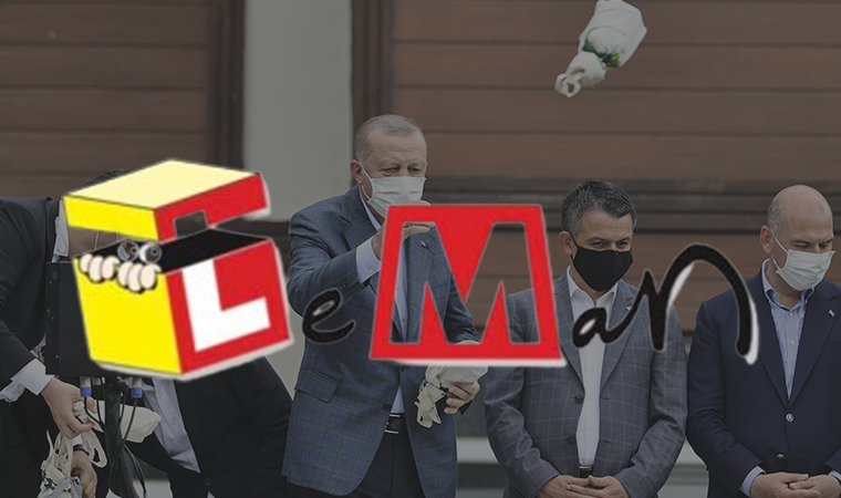 أردوغان والشاي